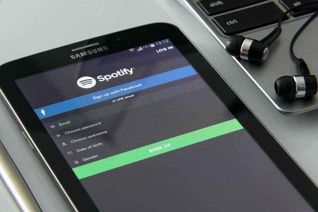 Quotazione Spotify
