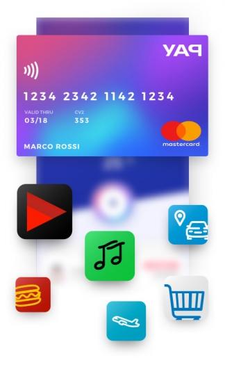 carta di credito yap