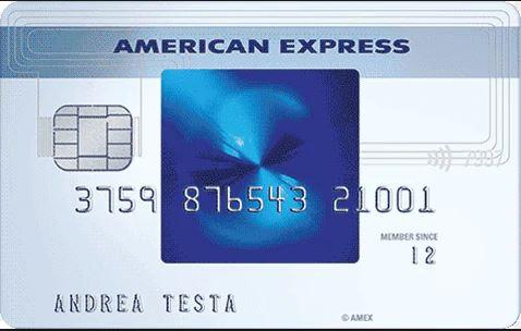 arta Blu American Express