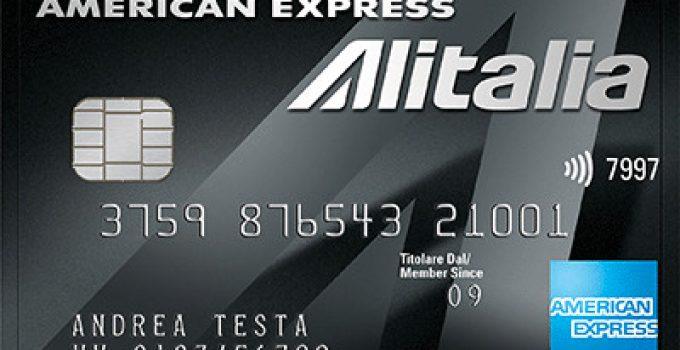 Carta Alitalia Platino American Express: Costi, Vantaggi e Requisiti