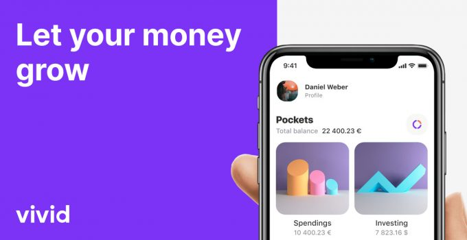 Conto Vivid Money: Costi, Vantaggi e App Dedicata
